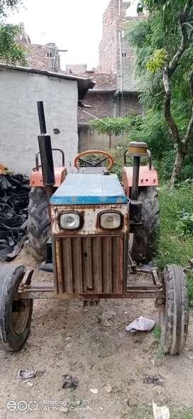 Swaraj tractor 735FE model 1989