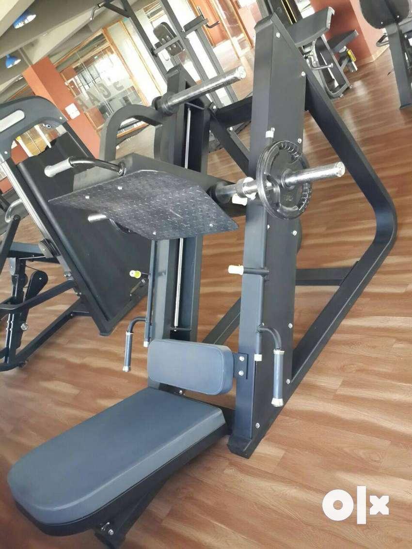 first time high class half price me gym setup call