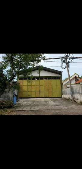 Disewakan Cepat Gudang Murah Luas Tanah 567m² Bangunan 160m² Surabaya