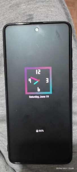 Samsung a51 fullset mulus
