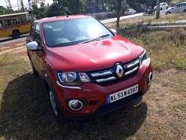 Renault Kwid 1.0 RXT AMT (O) (Automatic), 2018, Petrol