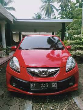 Honda Brio E manual 2014 akhir