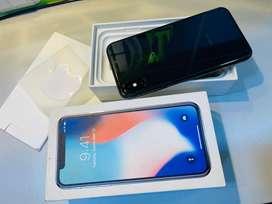 iphone X 256 kodisi mulus fullset bergaransi @lapakponsel