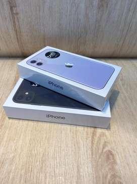 Ibox New Iphone 11 64GB Siapa Cepet Aja Bosqu
