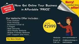 Website Designing and Website Development in Mumbai