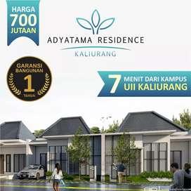 perumahan adyatama kaliurang dekat kampus UII disc up to 100 juta