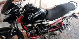 2009 model.  Glamour new tyre tubeless real and front CEAT company