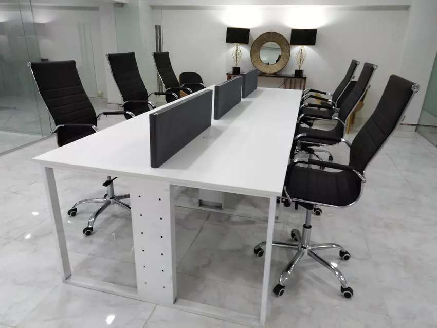 Modern office furniture customized colors and designs 0