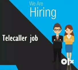 Need a telecaller for a coaching institute(Female only)