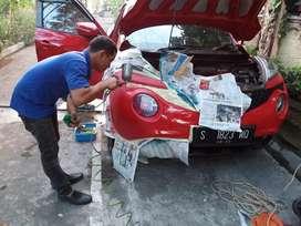 cat body dan repair mobil panggilan surabaya sidoarjo