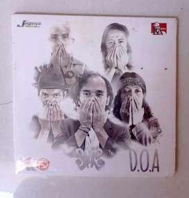 "CD ORIGINAL SLANK ""DOA"".MASIH  SEGEL"