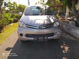 Toyota Avanza G 2013 Atas Nama Sendiri