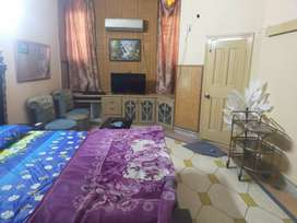 Family Guest House Furnished Rooms Available