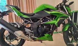 Kawasaki Ninja Z 250 SL, Kondisi mulus, terawat, pajak hidup