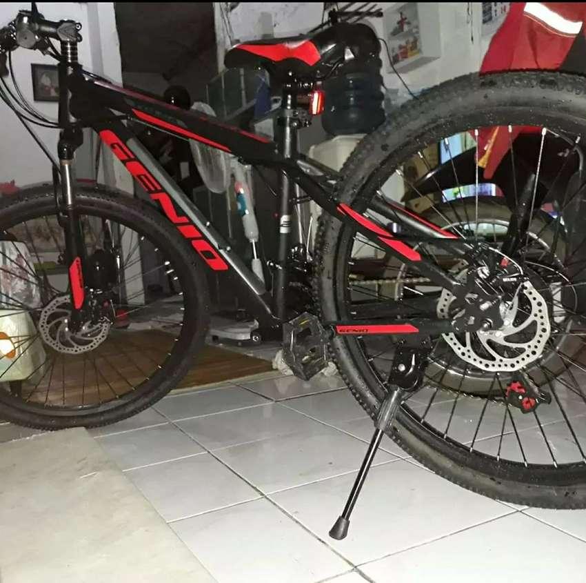 Jual cepat  sepeda gunung GENIO 0