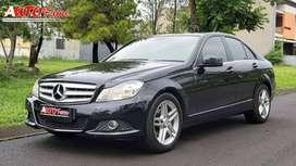 Mercedes Benz C200 Facelift 2013 Nopil Perfect Condition Full Original