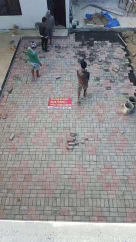 paving block grass blok panel beton udit gorong saluran air loster