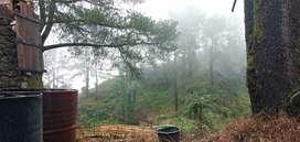 malino tanah luasan 1 hektar