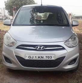 Hyundai I10 Magna 1.1 iRDE2, 2011, CNG & Hybrids