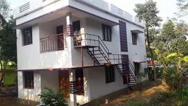 Rent house . Two storied building. Near Medical College. Roadside