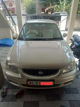 Hyundai Accent 2002 Diesel Well Maintained