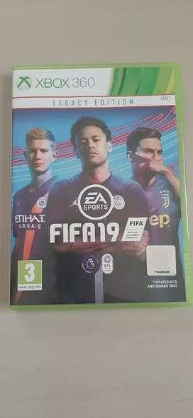 XBox 360 FIFA 2019 Game