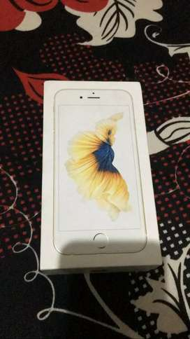 Iphone 6s 32 gb golden colour