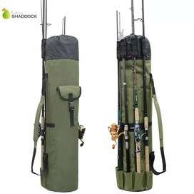 Shaddock Tas Mancing Large Capacity Handcuffs Shoulder Fishing Bag
