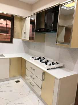 10 Marla brand new first entry upper portion for rent available Garden