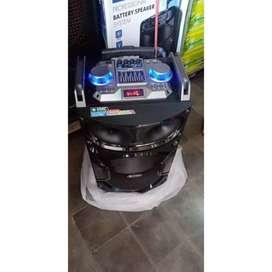 speaker portable gmc 889E bt+fm 12 inch a.erx