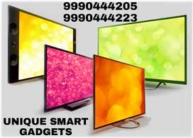 SALE 50IN BEZELLESS ORIGINAL 4K SMART LED TV WITH DOLBY SPEAKERS 23999