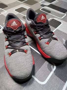 Adidas NBA crazy fire size 44