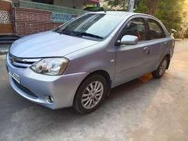 Toyota Etios 2010-2012 VD, 2012, Diesel