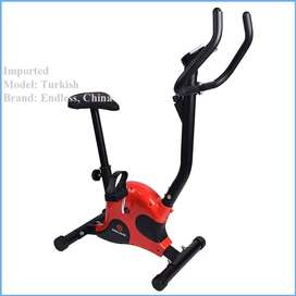 Exercise Cycle Aerobic Training, Gym Bike, Strong is beautiful