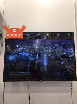 Mi Tv 32 inch bisa kredit garansi Tam
