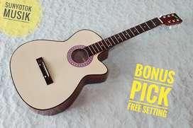 Gitar Akustik Keren Murah Berkualitas
