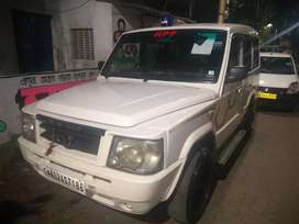 Tata Sumo Gold (A.C) with all updated documents