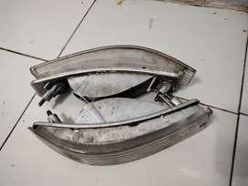 Lampu sein bumper depan corolla twincam AE 91