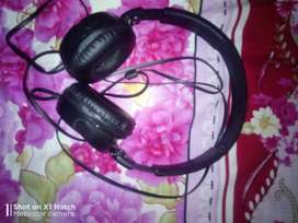 Flipkart Smartbuy Official Headphones(Black)in new condition