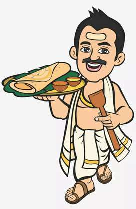 Wanted a South Indian specialist chef in Meerut..