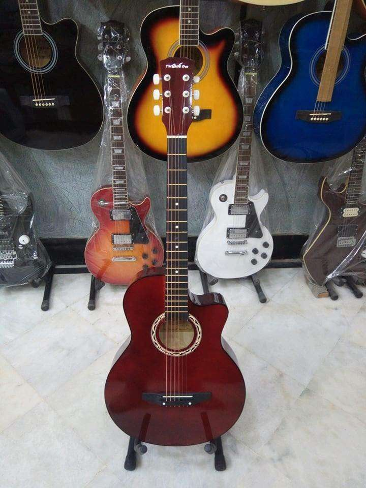 brand new guitar 38 inches (red) 0