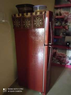 LG refrigerator double door