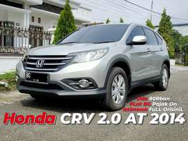 Honda CRV 2.0 iVtec AT 2014 / 2015 #Pajero #Fortuner