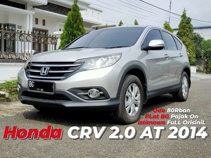 Honda CRV 2.0 iVtec AT 2014 / 2015 #Pajero #Fortuner 0