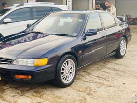 Honda accord lover neat and clean