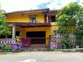 Rumah 2 lantai Jl Kaliurang dekat UII