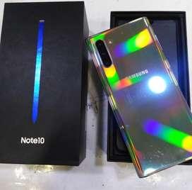 Samsung Note 10 256gb aura glow