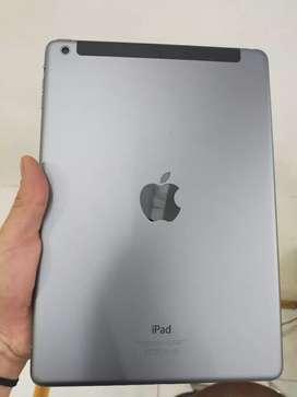 ipad air 1 16gb wifi cellular mulus fullset
