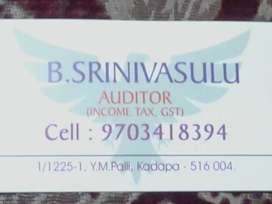 Sri associates accounting and auditing services