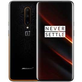 One plus 7T pro mclaren addition android smartphone available with war